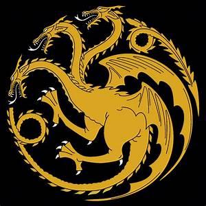 Image - Aegon II sigil.png | Game of Thrones Wiki | Fandom ...