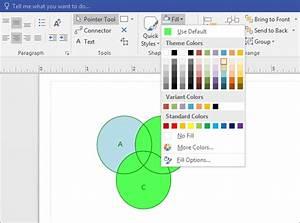 Create A Venn Diagram