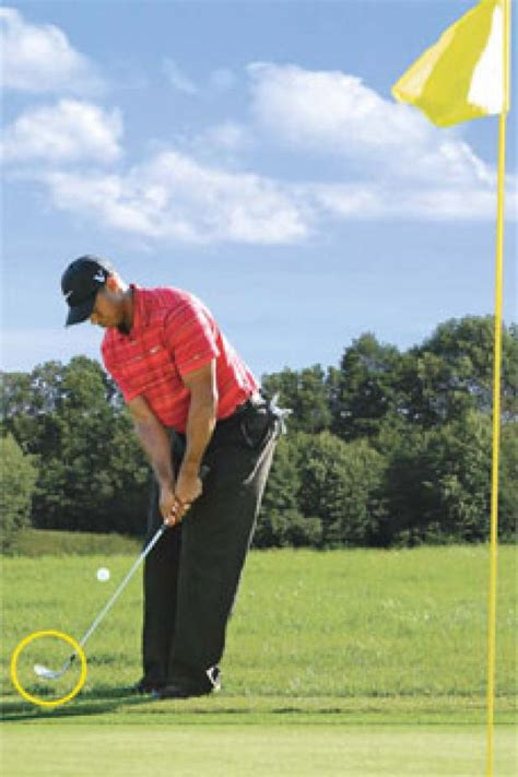 Tiger Woods: Play the chunk-and-run | Instruction | Golf ...