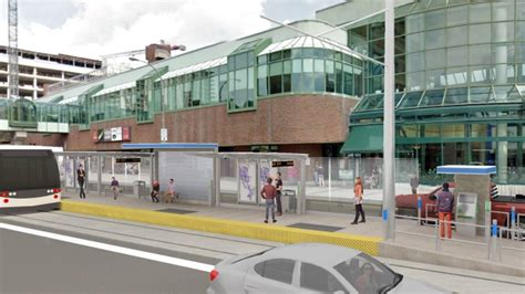 What Will Waterloo Region's Lrt Stops Look Like? Ctv
