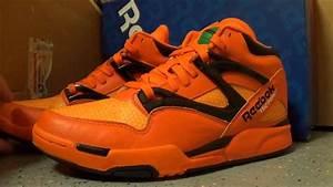 Reebok, Pumpkin, Halloween, Pump, Omni, Lite, Glow, In, The, Dark, Sneaker, Review, On, Feet, W, Djdelz
