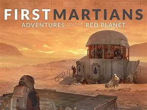 First Martians: Adventures on the Red Planet, Spiel ...