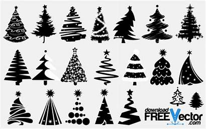 Tree Silhouettes 123freevectors Silhouette Clip Clipart Trees
