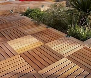 Dalle De Terrasse En Bois : terrasse bois 88 nos conseils ~ Dailycaller-alerts.com Idées de Décoration