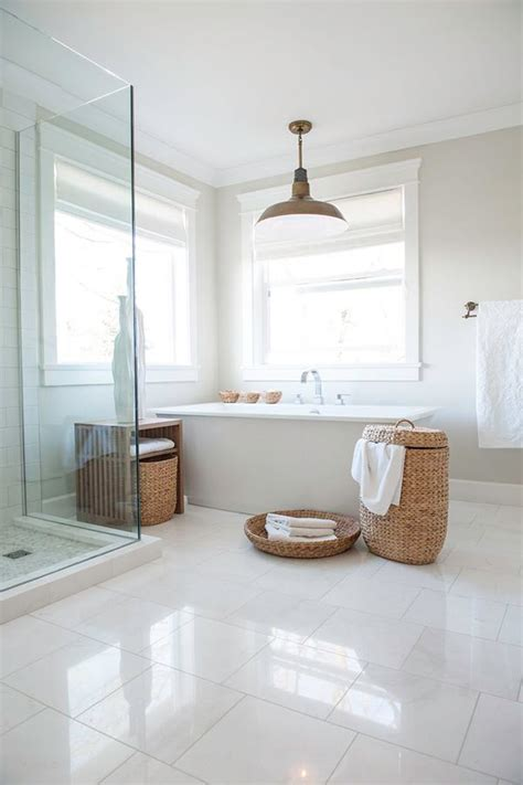 large white bathroom floor tiles ideas  pictures