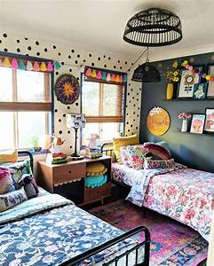 34, Small, Bedroom, Ideas, To, Make, Your, Home, Look, Bigger