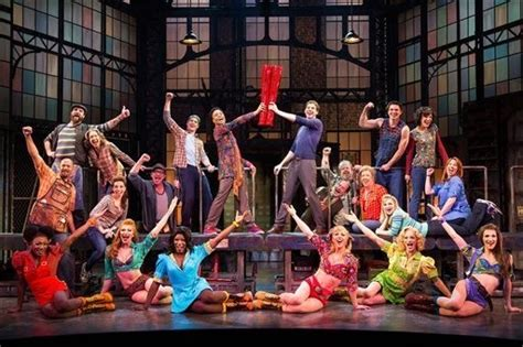 Kinky Boots Big Tony Winner With Lots Pizzazz