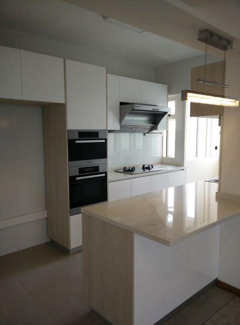 small bto kitchen  island kitchen singapore