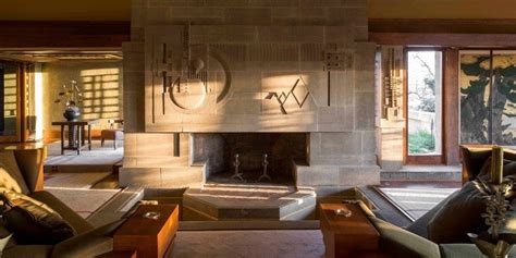 homes with modern interiors california romanza in frank lloyd wright 39 s hollyhock house
