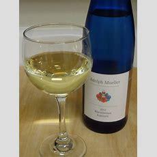 2011 Adolph Mueller Rheinhessen Kabinett  First Pour Wine