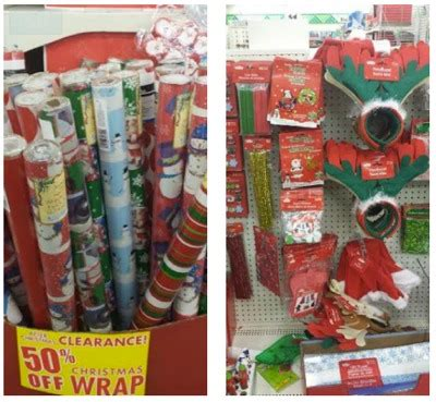 dollar tree after christmas sale 50 christmas decor wrapping paper ftm