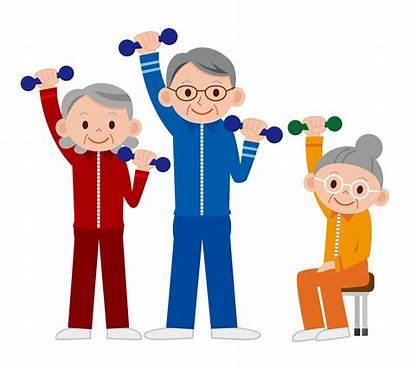 Exercise Movement Mean Older Medicine Getting Does