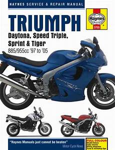 Triumph Daytona  Speed Triple  Sprint  Tiger 885cc  955cc