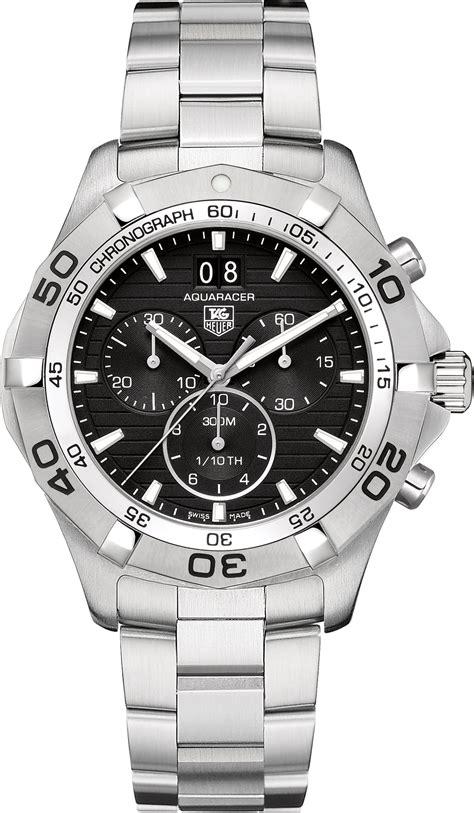Caf101e.ba0821 Tag Heuer Aquaracer Grande Date Chronograph