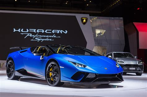 meet the 308 859 630 hp lamborghini huracan performante spyder motor trend