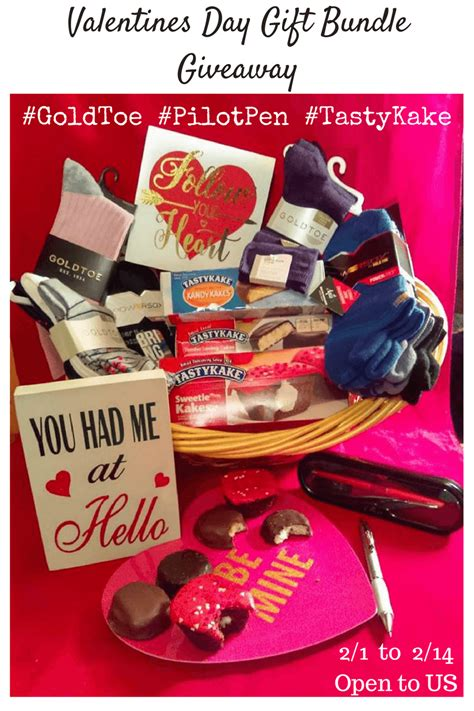 Valentine's Day Gift Bundle Giveaway — Creative Lifestyle