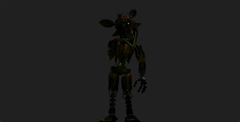 Phantom Foxy Jumpscare.gif