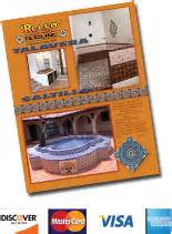reeso tile san antonio tx reeso tiles inc handcrafted talavera saltillo and