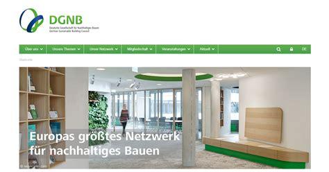 Deutsche Gesellschaft Fuer Nachhaltiges Bauen by Solarenergie F 246 Rderverein Deutschland Sfv Solar