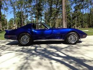 1975 Chevrolet Corvette Stingray 4
