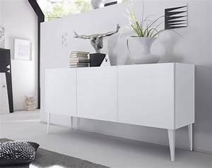 Sideboard Mit Füßen : places of style sideboard zela 3 t rig mit f en breite 184 cm online kaufen otto ~ Indierocktalk.com Haus und Dekorationen