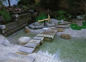 Déco De Jardin : objet deco jardin japonais deco jardin pierre reference ~ Melissatoandfro.com Idées de Décoration