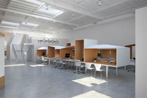 hybrid office  edward ogosta architecture los angeles
