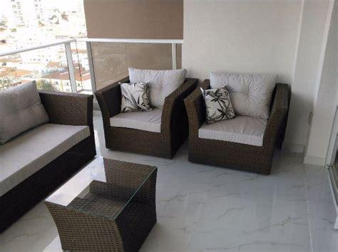 sofa vime em sp sof 225 alum 237 nio fibra sint 233 tica varanda ratam interior