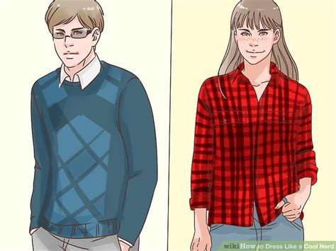 How To Dress Like A Cool Nerd (with Pictures) Wikihow