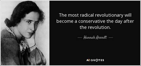 The Most Radical Revolutionary Will