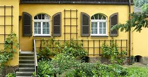 Rankgitter Selber Bauen : rankgitter aus holz mit quadratraster viele beispiele ~ Frokenaadalensverden.com Haus und Dekorationen