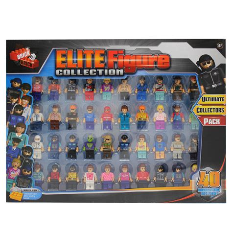 elite block figure collection pk action figures toys