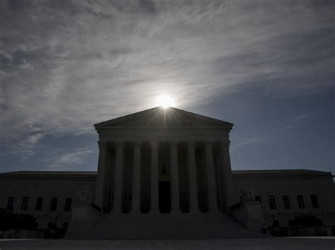 Supreme Court Arguments A Tech Success, But Format ...