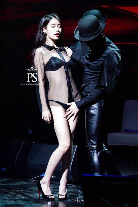 Iu 10p Korean Idol Fake Nude Photo