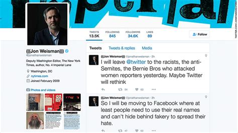 york times editor quits twitter  anti semitic tweets