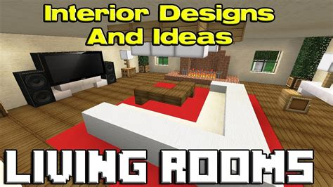 minecraft living room designs studio design gallery best design