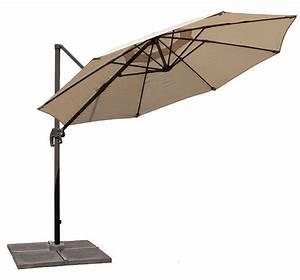 fuss fur sonnenschirm lm18 hitoiro With französischer balkon mit emu sonnenschirm