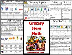 Math Worksheets Grocery Math Math Activities Life Skills Math Math Counting Principle Worksheets Math Puzzle Worksheets Salamander Line Up Puzzle 3 Experience The Magic Of Math With Magic Square Worksheets They Are An