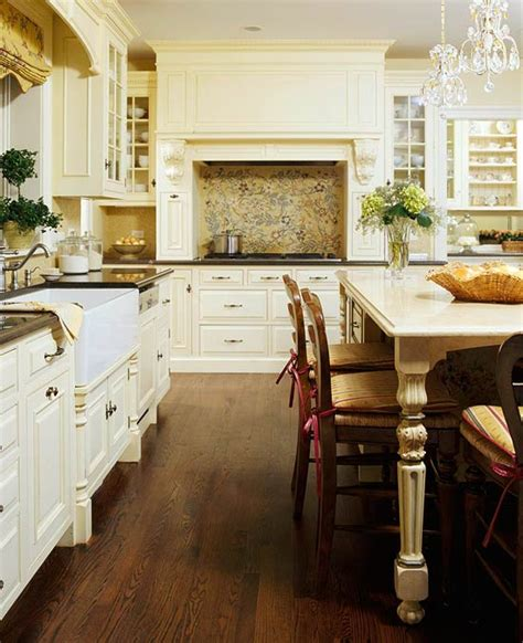Kitchen Islands That Look Like Furniture by Kitchen Cabinets With Furniture Style Flair Traditional Home