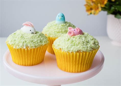 how to make easter cupcakes how to make easter candy cupcake animals handmade charlotte