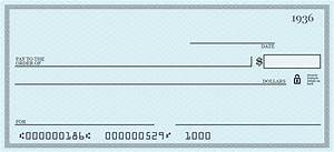 oversized check template - how do you write a check to pay for something