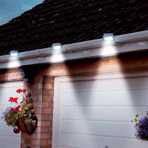 solar gutter lights solar gutter lights garden lights garden accessories