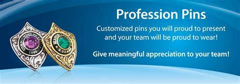 profession pins brown originals