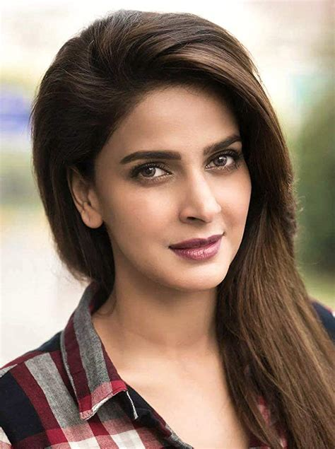Classify Talented Actress Saba Qamar Anthroscape