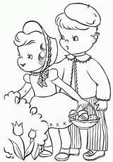 Coloring Easter Bluebonnet Bonnet Pages Popular Ame Library Clipart Coloringhome Clip sketch template