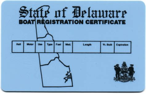 Yacht License by Boat Registration And Yacht License In Delaware Delaware