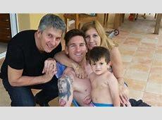 Lionel Messi nació su segundo hijo y se llama Mateo