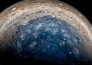 Jupiter Captured From NASA's Juno Spacecraft (video ...