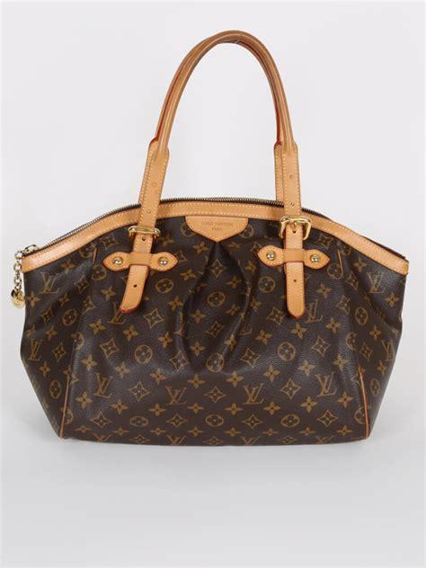 louis vuitton tivoli gm monogram canvas luxury bags