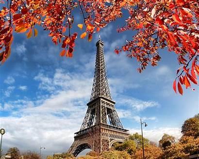 Paris Autumn Pc Desktop Wallpapers